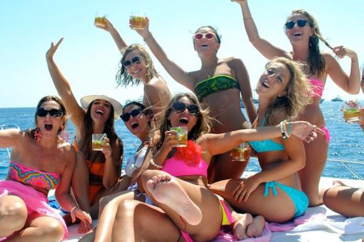 Best Punta Cana tours catamaran party boat