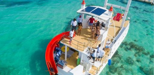 Catamaran Cruise,Snorkel & Natural Pool (open bar ) along Punta Cana Coast