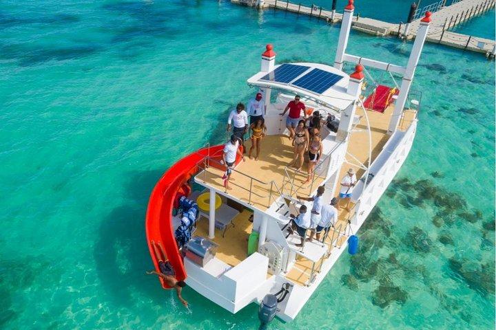 Catamara cruise Best Punta Cana tours