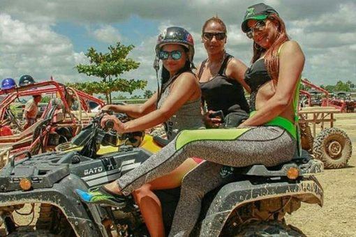 ladies on atv best punta cana tours