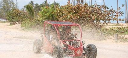 Adventure Buggy & ATV Extremes Macao Beach