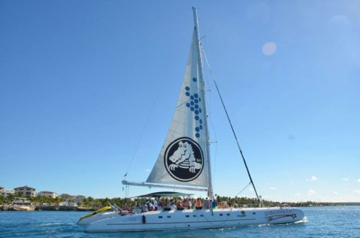 Best Punta Cana tours Catamaran