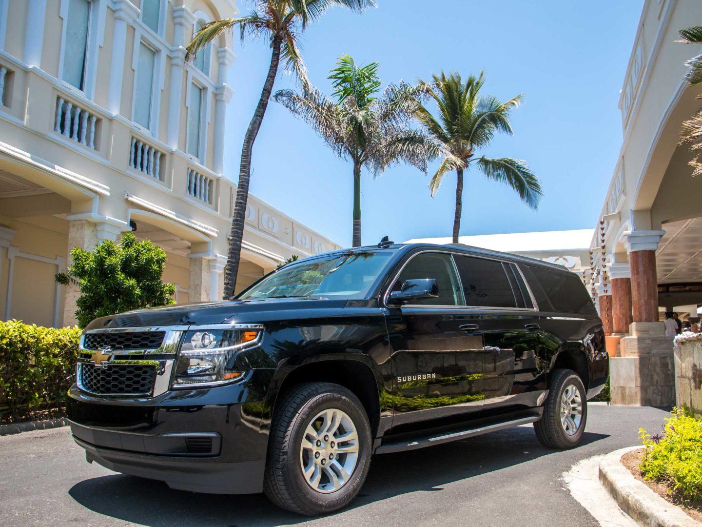 VIP airport transfer transportation in PuntaCana