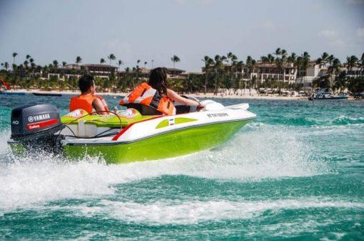 Speed boat adventure punta cana