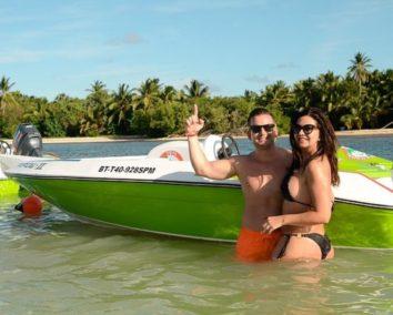 Speed Boats Tours Punta Cana, Snorkel, Natural Pool, Bavaro bay, Best Price.