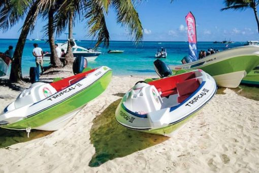 best punta cana tours speed boats