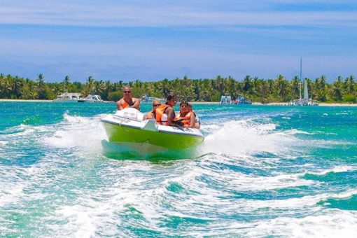 speed boat adventure best punta cana tours